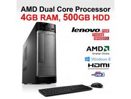 The Lenovo H505s Desktop