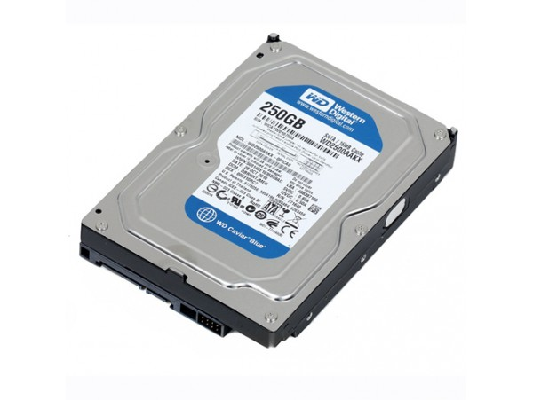 WD 250GB Internal Hard Drive