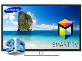 "Samsung UA55F6400 55"" Smart LED TV"