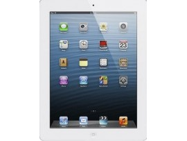 Apple iPad 4 Wi-Fi 64GB - White