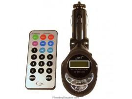 MP3 fm modulators