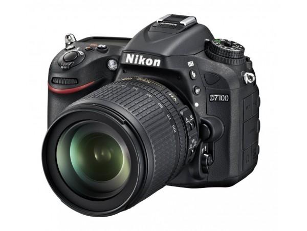 Nikon D7100 With 18-105mm Lens Kit