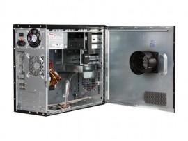 MicroATX Mini Tower Computer Case + 350W