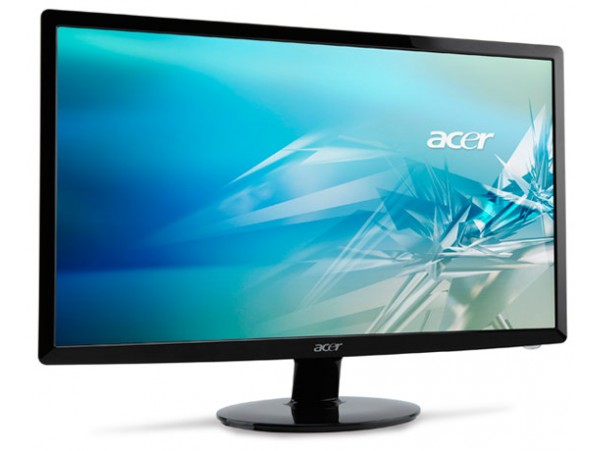 Acer S201HLBD 20inch LCD Monitor