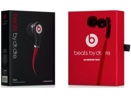 Monster Beats by Dr. Dre Tour In-Ear Headphones