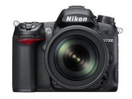 Nikon D7000 With 18-200mm Lens