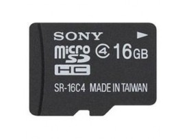 Sony 16GB Micro SD Card