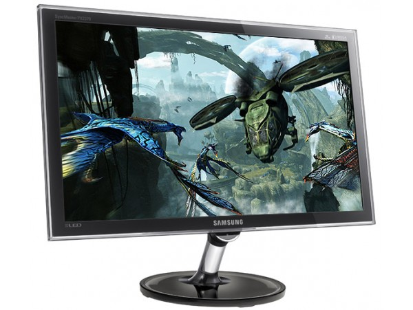 """Samsung SyncMaster S19A100N 18.5"""" LED Monitor"""