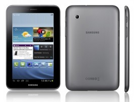 "Samsung Galaxy Tab 2 7.0"" 16GB Tablet With WiFi & 3G"