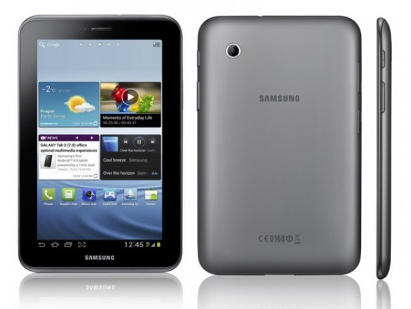 """Samsung Galaxy Tab 2 7.0"""" 16GB Tablet With WiFi & 3G"""