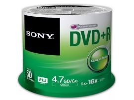 Dvd-r 50 Pc Shrink Non Printable